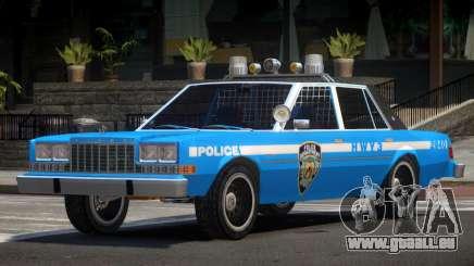 Dodge Diplomat Police V1.1 für GTA 4