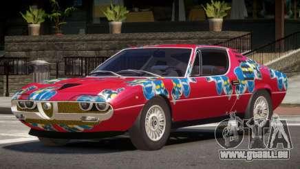 Alfa Romeo Montreal V1.0 PJ5 pour GTA 4