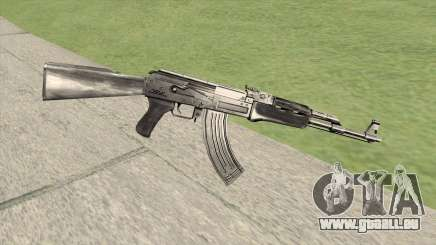 AK-47 (Rob. O and Penguin) pour GTA San Andreas
