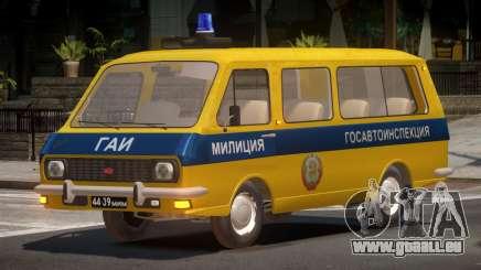 RAF 2203 Police pour GTA 4