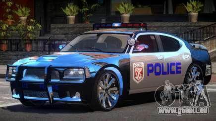 Dodge Charger LS Police für GTA 4