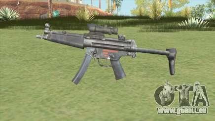 MP5A5 pour GTA San Andreas