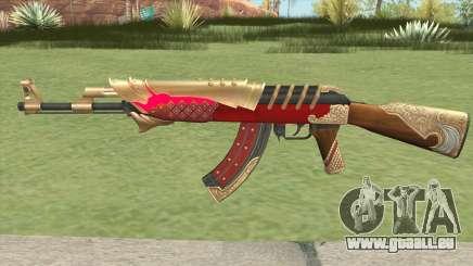 AK-47 Flash (CSO2) für GTA San Andreas