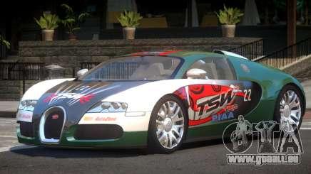 Bugatti Veyron DTI PJ7 für GTA 4