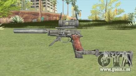Beretta M93R Custom pour GTA San Andreas