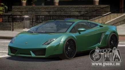 Lamborghini Gallardo L-Tuned pour GTA 4