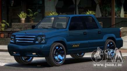 Albany Cavalcade FXT L-Tuned für GTA 4