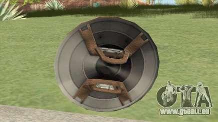 Shield-Parachute (Assassins Creed Odyssey) für GTA San Andreas