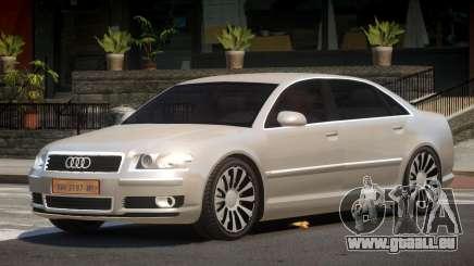 Audi A8 V2.3 pour GTA 4