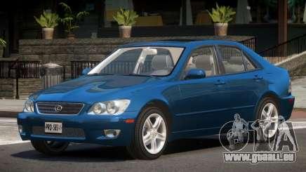 Lexus IS300 LS pour GTA 4