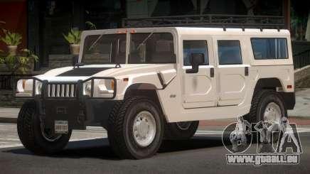 Hummer H1 V1.3 für GTA 4