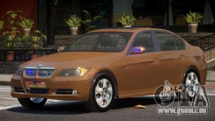 BMW M3 E90 Spec für GTA 4