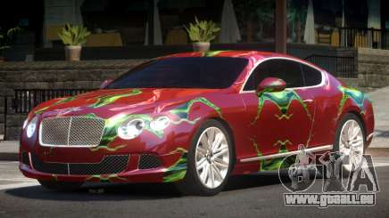 2013 Bentley Continental GT Speed PJ4 pour GTA 4