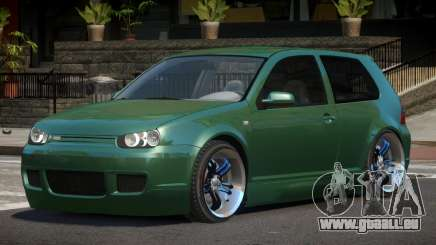 Volkswagen Golf IV L-Tuned pour GTA 4
