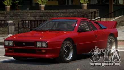 Lampadati Mesos Rallye pour GTA 4