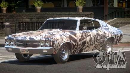 Chevrolet Chevelle ST PJ1 pour GTA 4