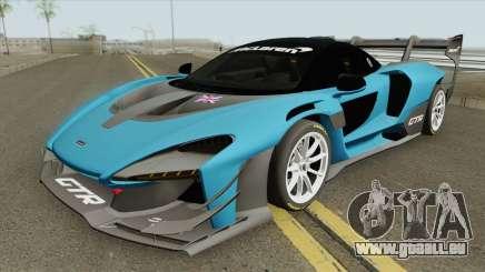 McLaren Senna GTR 2019 für GTA San Andreas