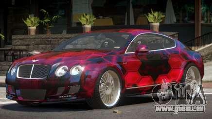 Bentley Continental GT Elite PJ3 pour GTA 4