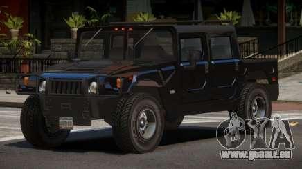 Hummer H1 PU für GTA 4
