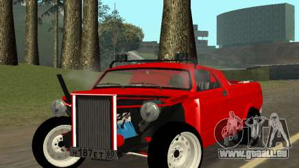 Hot rod GVR v1.0 für GTA San Andreas
