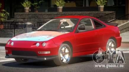 Acura Integra R-Tuning pour GTA 4