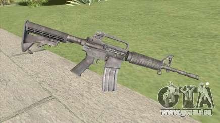 M4A1 LQ pour GTA San Andreas