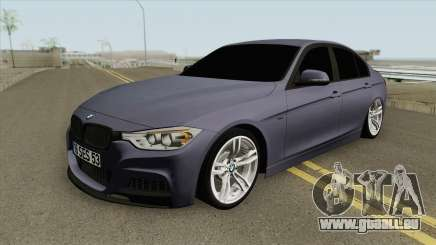 BMW 335i M-Sport Line 2015 für GTA San Andreas