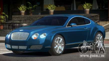 Bentley Continental GT S-Tuned für GTA 4