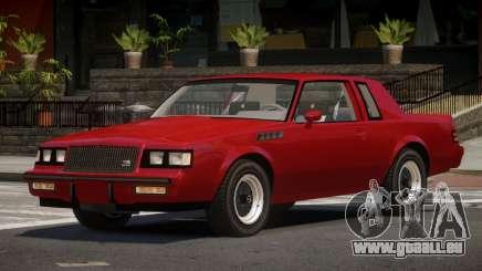 Buick Regal Old pour GTA 4