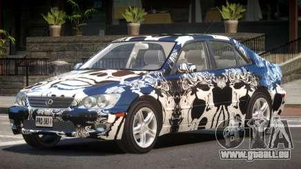 Lexus IS300 LS PJ3 pour GTA 4