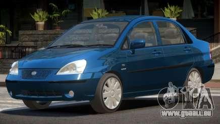 Suzuki Liana ST pour GTA 4