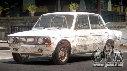 VAZ 2103 ST Broken PJ1 pour GTA 4