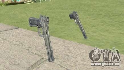 Beretta M9 LQ für GTA San Andreas