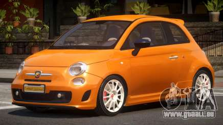 Fiat 500 S-Tuned für GTA 4