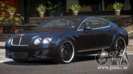 Bentley Continental GT Elite für GTA 4
