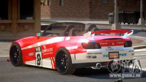 Honda S2000 D-Style PJ4 pour GTA 4