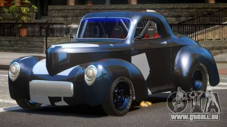 Willys Coupe 441 PJ2 pour GTA 4