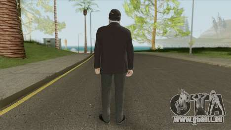 Michael De Santa (Formal Outfit) pour GTA San Andreas