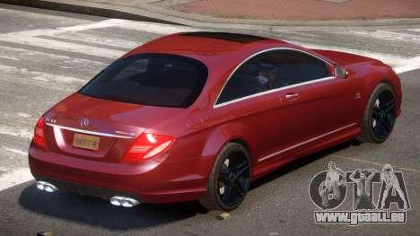 Mercedes Benz CL65 SR pour GTA 4