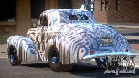 Willys Coupe 441 PJ1 pour GTA 4