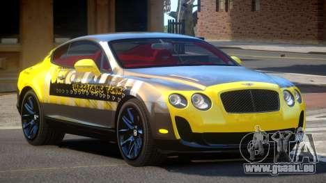 Bentley Continental RT PJ3 pour GTA 4
