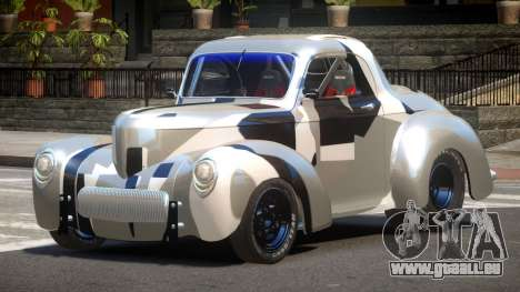 Willys Coupe 441 PJ4 pour GTA 4