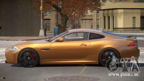 Jaguar XKR-S V1.2 pour GTA 4