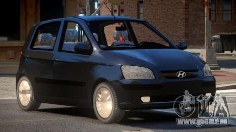 Hyundai Getz V1.2 pour GTA 4