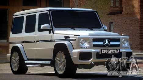 Mercedes Benz G65 V2.1 pour GTA 4