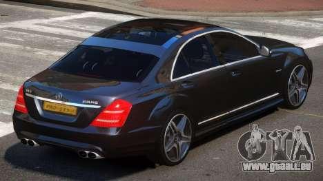 Mercedes Benz S63 A-Style pour GTA 4
