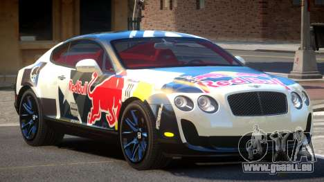 Bentley Continental RT PJ2 pour GTA 4