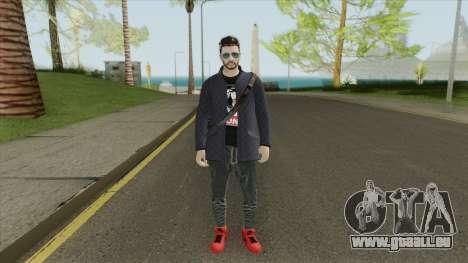 Random Male Skin V19 (GTA Online) pour GTA San Andreas