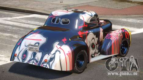 Willys Coupe 441 PJ3 pour GTA 4