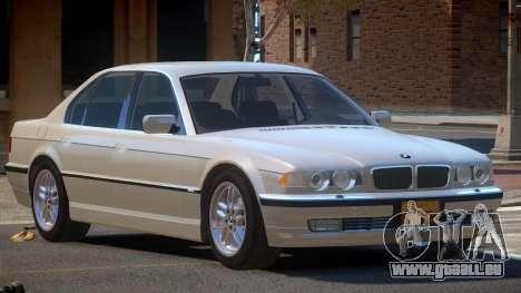 BMW 740i V1.2 pour GTA 4